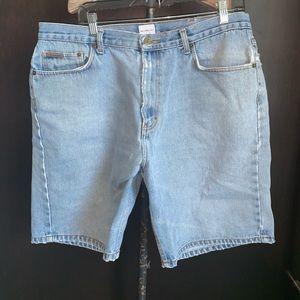 Vintage Calvin Klein Jean Shorts
